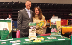Alamance County College Fair - Jamie Legg, Dean of Admissions at Methodist University