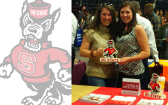 Alamance County College Fair with Elizabeth Bell Hunter, Assistant Director of Admissions at North Carolina State University