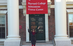 Campus visit to Harvard College