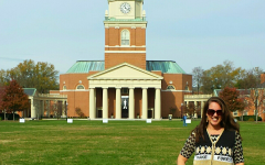 Campus visit to Wake Forest University