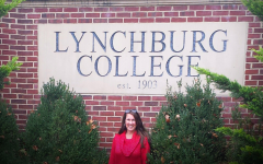 Campus visit to Lynchburg College