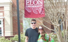 Elon University Campus Tour and Visit with Tyler