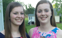 Twin sisters:  Julie & Gabby are rising 10th graders