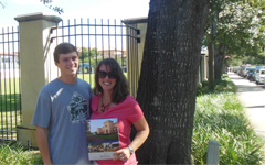 Rollins College (Winter Park, FL) Campus Tour and Visit with Matt