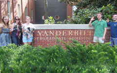 Vanderbilt University Campus Tour and Visit with The University Guides